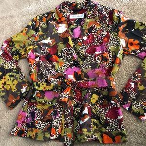 MaxMara floral top